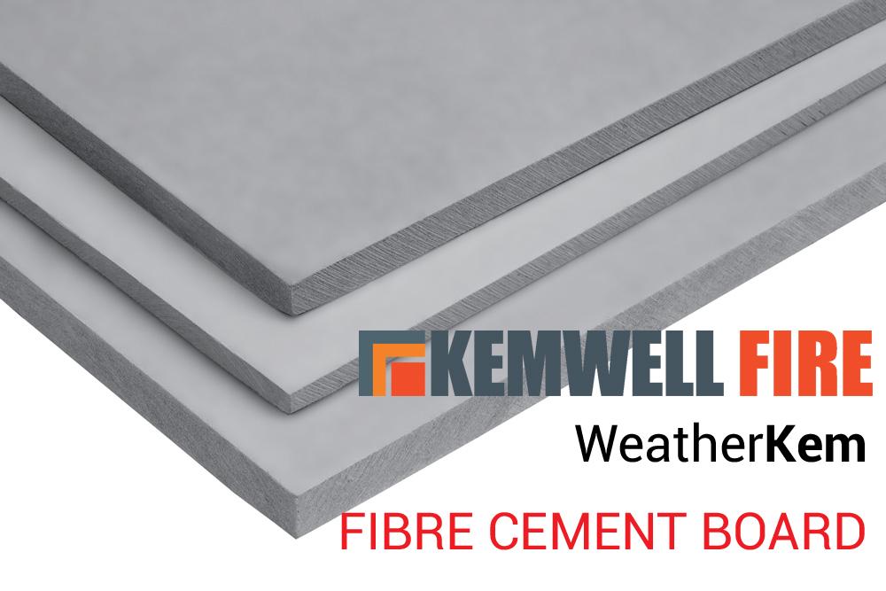 Fibre Building Board : Fibre cement board weather proof cladding kemwell fire