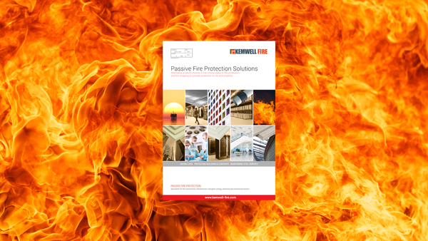 Passive Fire Protection ~ New passive fire protection solutions brochure issued by