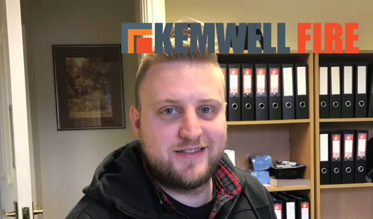 Sustained growth results in Kemwell Fire adding to its internal support team