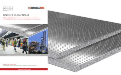 New Brochure for Kemwell Impact Board available now!
