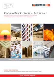 Kemwell Passive Fire Protection Solutions