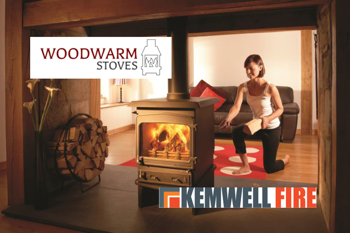 Kemwell Fire and Woodwarm Stoves partner at Hearth & Home Expo 2019