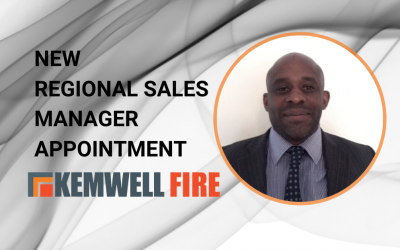 Kemwell increases its ever growing sales team with the new appointment of a Regional Sales Manager for the South East | Kemwell Fire